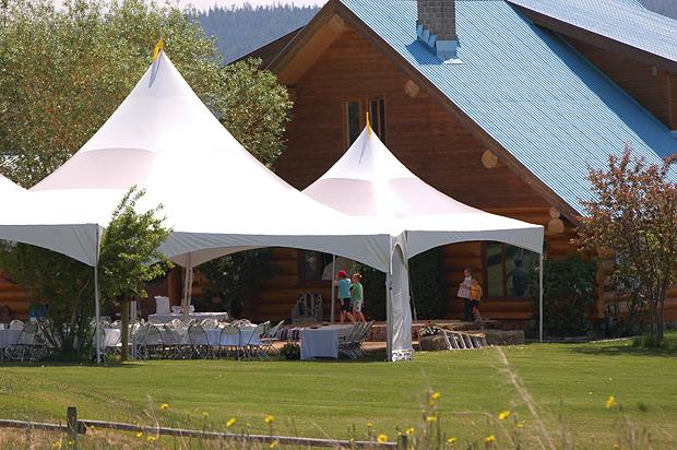 Williams Lake Tent Rental Arcada Rentals